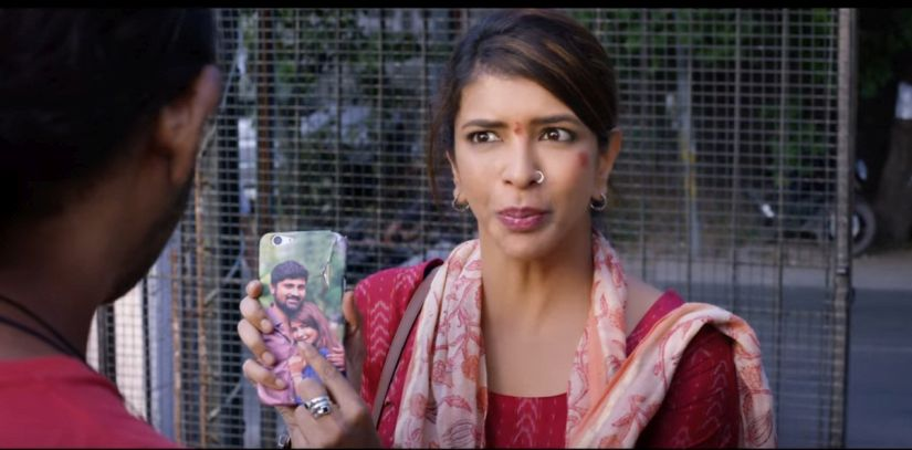 WO Ram movie review Lakshmi Manchus sincerity holds together this occasionally gripping thriller