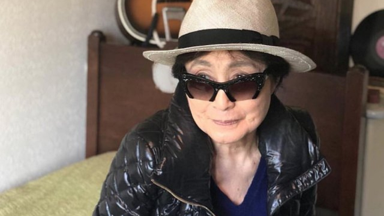 Yoko Ono to release new album Warzone on 19 October will revisit John Lennons Imagine