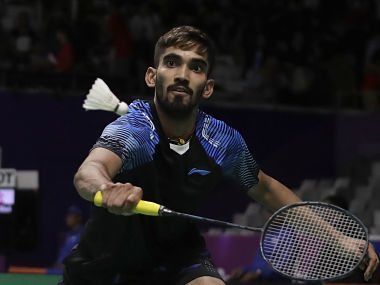Badminton Asia Championships 2019 Kidambi Srikanths firstround ouster ruins perfect day for Indian singles shuttlers