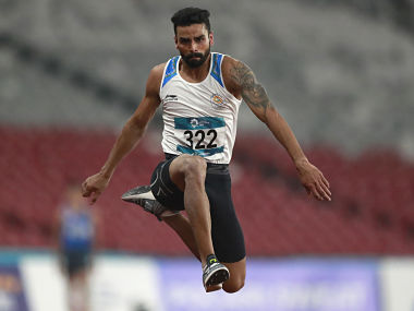 Asian Games 2018 With gold medal in bag Arpinder Singh banishes all demons of pressure expectations