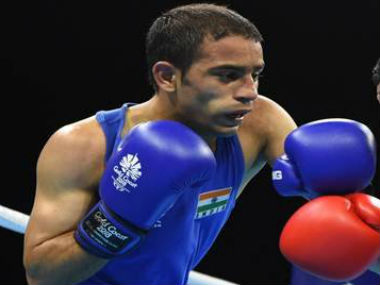 World Boxing Championships Amit Panghal seeded second given first round bye along with three other Indians