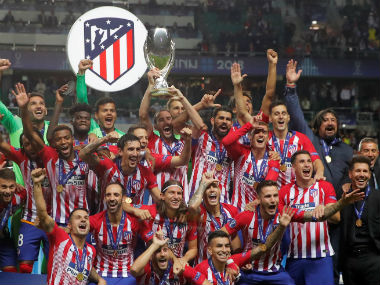 Super Cup Diego Costa nets brace as Atletico Madrid battle past city rivals Real in extra time to claim title