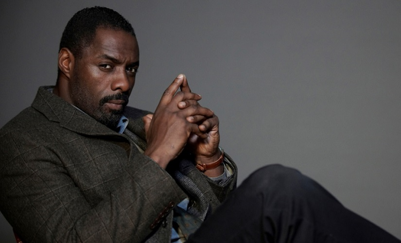 My names Elba Idris Elba The Wire actor reignites James Bond speculation with cryptic tweet