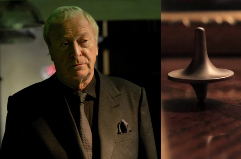 Inception actor Michael Caine sheds light on Christopher Nolan films ambiguous ending