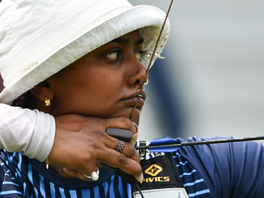 Asian Games 2018 Archer Deepika Kumari misses out on top10 finish in individual recurve qualifiers womens team qualifies