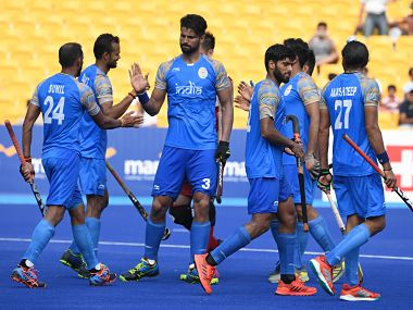 Asian Games 2018 India slam 26 goals past hapless Hong Kong to record their biggest win in mens hockey