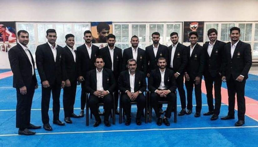 Asian Games 2018 Perennial gold winners India poised to extend supremacy with new generation of kabaddi superstars