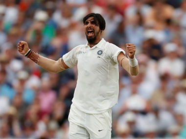 File picture of Ishant Sharma. Reuters