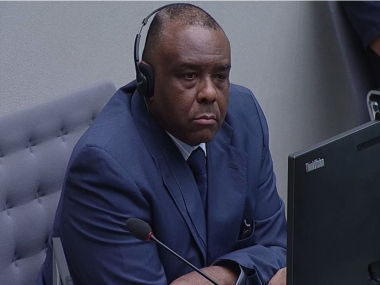 Congos exwarlord JeanPierre Bemba to contest Presidential Election Kinshasa governor promises heavy security