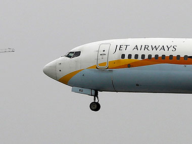 Jet Airways needs urgent recapitalisation could report higher QonQ loss for June quarter