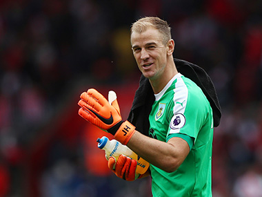 Premier League Joe Hart keeps clean sheet on Burnley debut in scoreless draw against Southampton