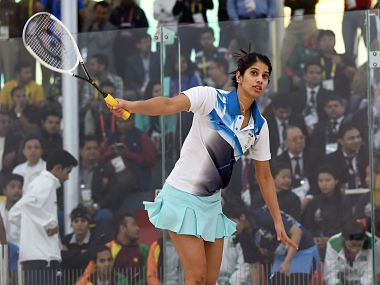 Joshna Chinappa enters prequarterfinal of British Open Squash after beating Millie Tomlinson Saurav Ghosal crashes out