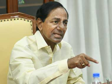 Telangana bus strike K Chandrasekhar Rao ends impasse over TSRTC employees stir workers to return to work today