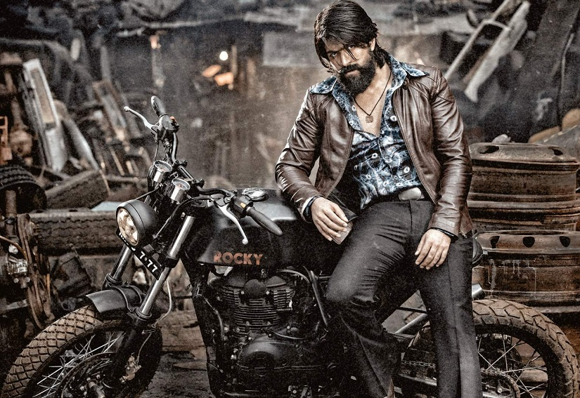 Yashs KGF Chapter 1 becomes first Kannada film to get a commercial release in Pakistan