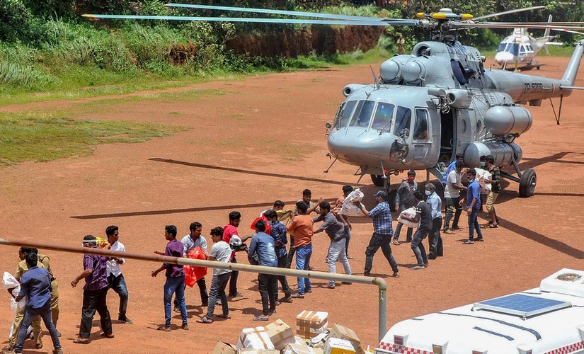 Kerala After The Flood Centres aid less than the cost of one Rafale jet oneseventh of sum spent on governments VVIP aircraft