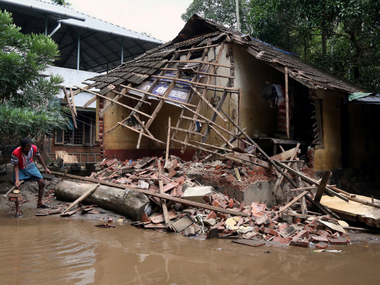 Madhav Gadgil who predicted Kerala floods in 2011 says Goa is next if precautions arent taken