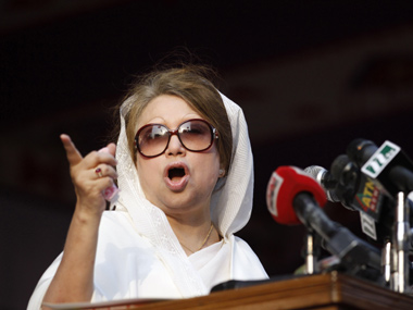 Khaleda Zia suffers another setback as her 17year prison term poses big hurdle for contesting in upcoming polls