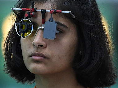 ISSF World Cup Finals Manu Bhaker narrowly misses out on a spot in finals as Indian shooters disappoint on Day 2
