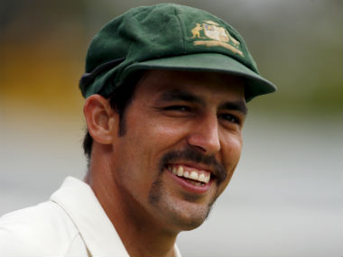 File image of Mitchell Johnson. Reuters