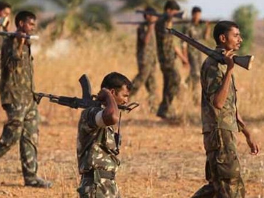CRPF jawan killed in encounter with Naxals in Chhattisgarhs Bijapur officials suspect some Maoists also died in attack