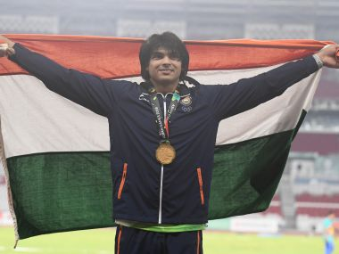 Javelin thrower Neeraj Chopra recommended by AFI for Khel Ratna for third consecutive year