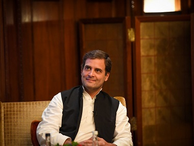 Rahul Gandhi in UK Dont have visions of becoming PM fighting ideological battle says Congress chief