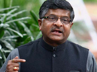 Telecom Minister Ravi Shankar Prasad hits out at Vodafone for dictating terms to India