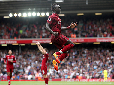 Champions League Sadio Manes house burgled during Liverpools last16 clash against Bayern Munich claims report