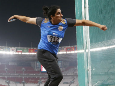 Seema Punia interview If not for discus throw I would have been in some remote village tending to cows