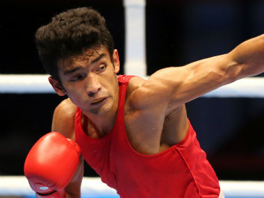 Asian Boxing Championships Shiva Thapa assured of fourth consecutive medal L Sarita Devi into first semifinal since 2010