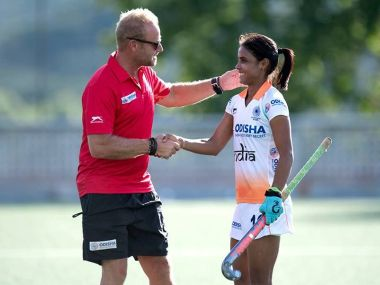 South Korea series win vital for Indian teams preparations for FIH Womens Series Finals says hockey coach Sjoerd Marijne