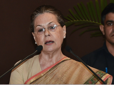 Sonia Gandhi to address political leaders party workers on the occasion of Rajiv Gandhis birth anniversary