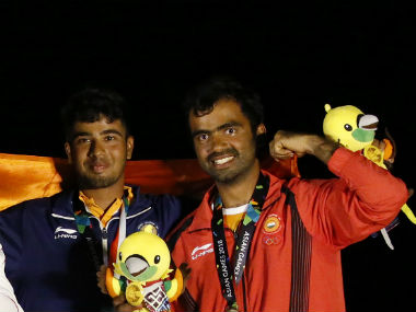 Asian Games 2018 After choosing sailing over school Varun Thakkar KC Ganapathy relish bronze at Asiad