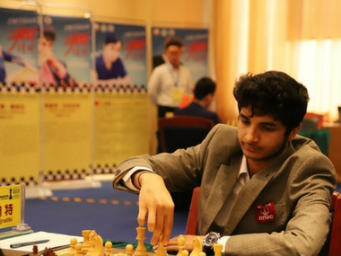 Prague Chess Festival Indias Vidit Gujrathi wins third match of tournament stays on top of table with four points from five games