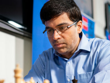 Sinquefield Cup Vishwanathan Anand finishes undefeated Magnus Carlsen Levon Aronian and Fabiano Caruana emerge joint winners