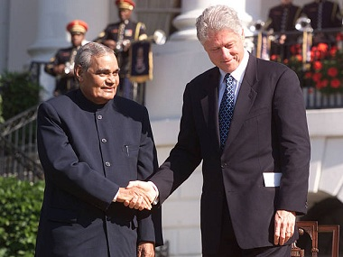 Atal Bihari Vajpayee will be remembered for disrupting Cold War order sowing foreign policy seeds for future