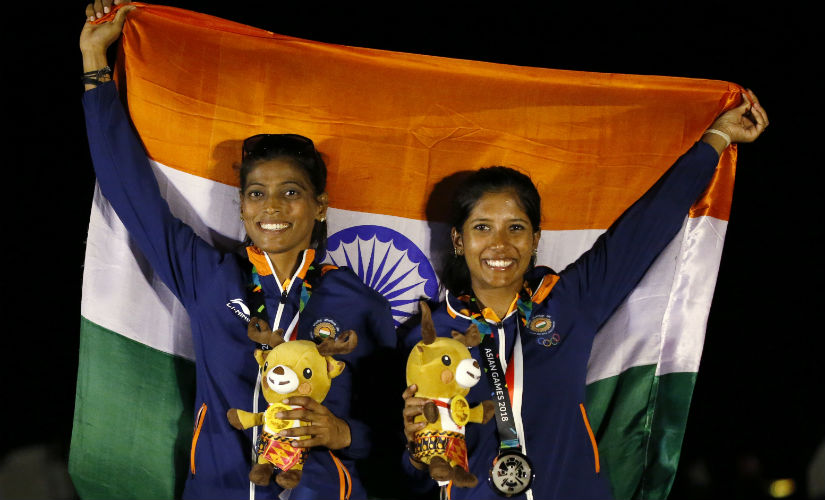 Asian Games 2018 Indias team work in sailing squash events makes up for missing out on gold in womens hockey