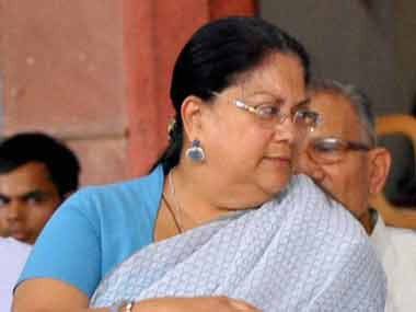 Rajasthan polls Vasundhara Raje grips state BJP Sachin Pilot toils but Ashok Gehlot may be Congress CM pick