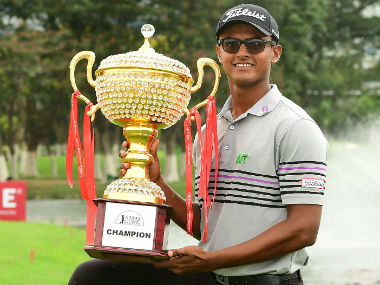 Viraj Madappas maiden Asian Tour title at Bengaluru a testament to years of hard work and sacrifices