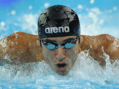 Asian Age Group Swimming Championships Virdhawal Khade misses out on Olympic A cut despite winning mens 50m freestyle