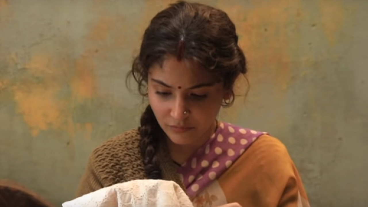 Watch  Anushka Sharma transforms into Mamta of Sui Dhaaga Made in India within 20 minutes