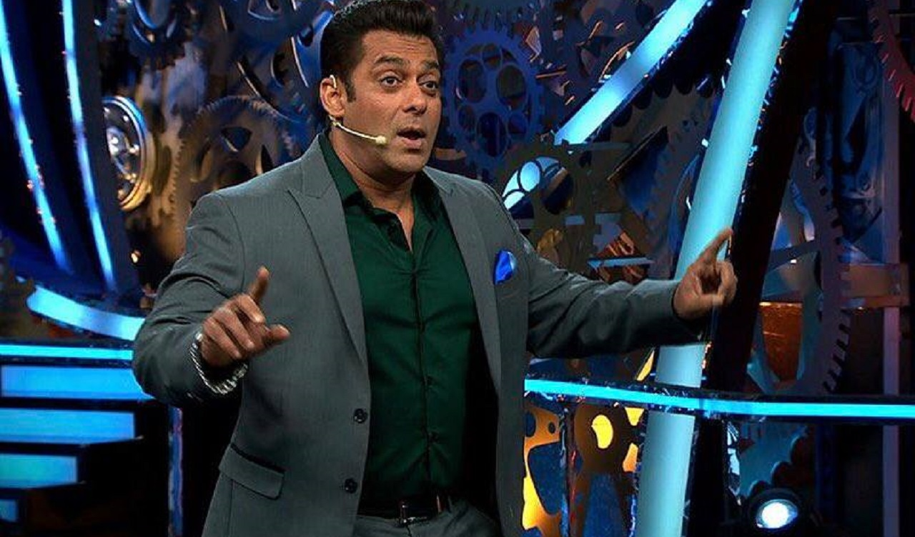 Salman Khan on completing a decade as Bigg Boss host I think of quitting every year but it doesnt happen