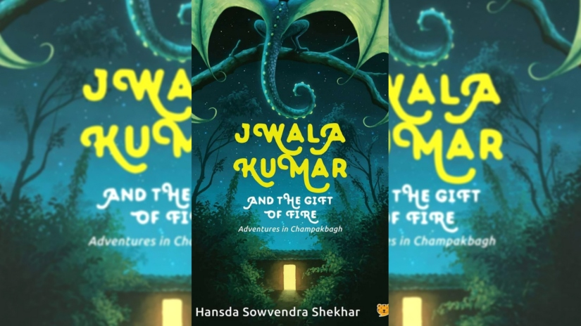 Hansda Sowvendra Shekhar on writing his first childrens book depicting smalltown India in fiction