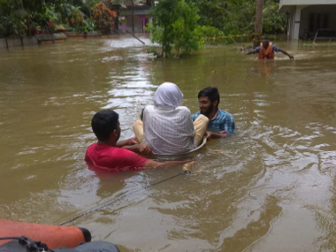 With Rs 700 crore UAE tops list of nations offering aid to rainbattered Kerala Qatar gives Rs 35 crore Maldives Rs 34 lakh