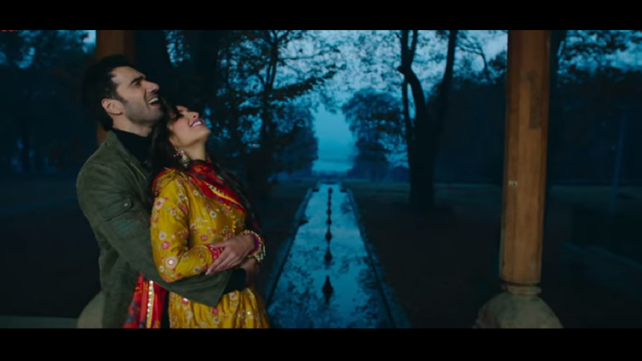 Laila Majnu song O Meri Laila shows Tripti Dimri Avinash Tiwary frolicking to traditional Kashmiri music