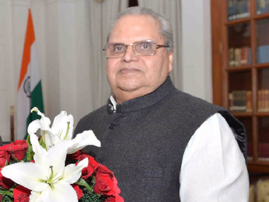 Like LTTE you will achieve nothing JK governor tells militants stresses on need to address alienation of young Kashmiris