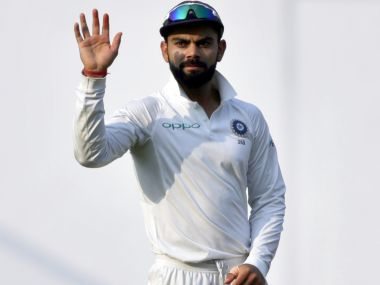 File image of Indian captain Virat Kohli. AP