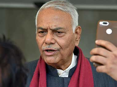 Coronavirus Outbreak Indias economic growth likely to decline by 200 bps in FY21 says Yashwant Sinha
