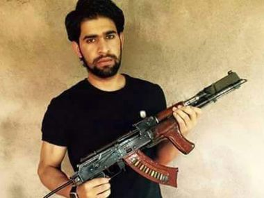 Islamic State Jammu Kashmir chief Zakir Musa shot dead after encounter with security forces in Kashmirs Tral