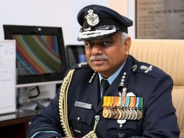 IAF vicechief Air Marshal SB Deo accidentally shoots himself in thigh condition declared stable by Delhi military hospital